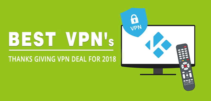 Thanksgiving VPN Deals
