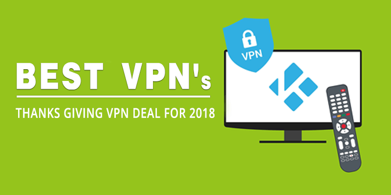 Thanksgiving VPN Deals