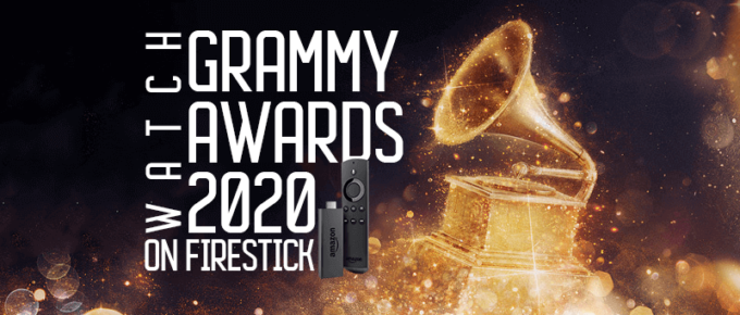 Watch Grammy Awards 2020 On Firestick