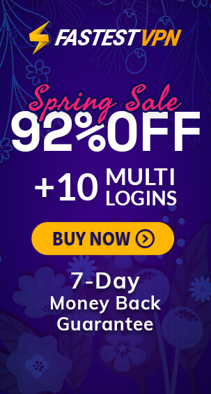 fastest vpn spring sale