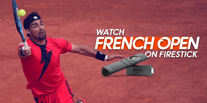 Watch French Open on FireStick