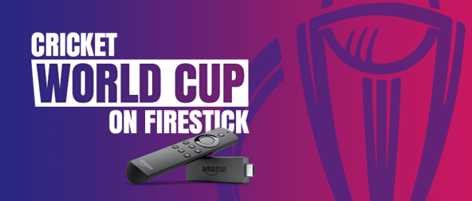 cricket world cup on firestick