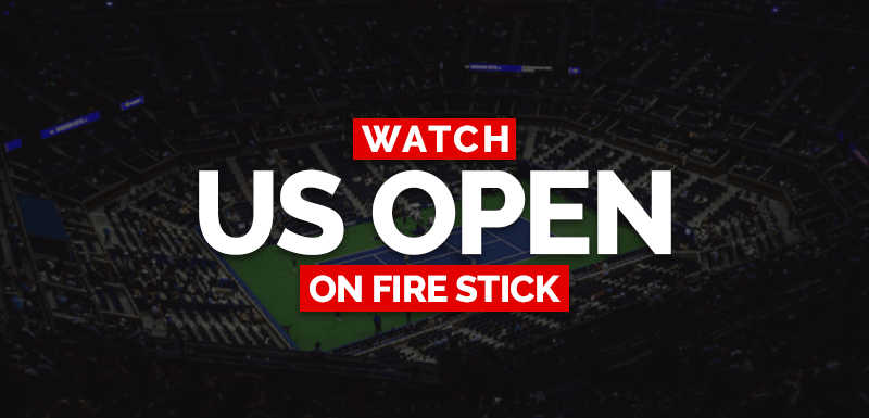 Watch US Open on FireStick