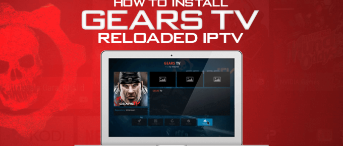Install Gear TV Reloaded IPTV