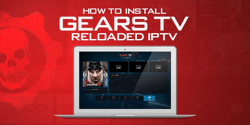 Install Gear TV Reloaded IPTV