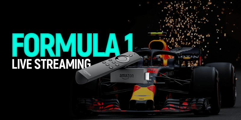 Formula1 Live Streaming
