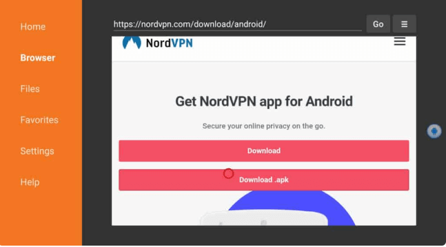 NordVPN App For Android Download