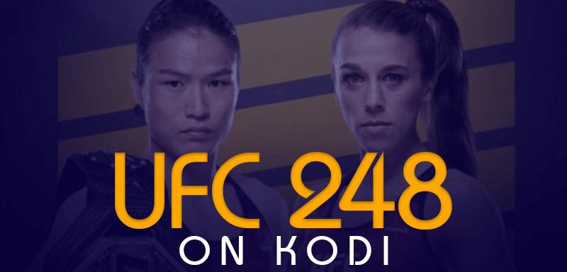 UFC 284 on Kodi