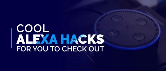 Alexa hacks