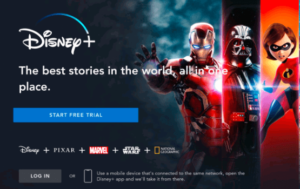 Step 6 of how to install Disney Plus on Firestick
