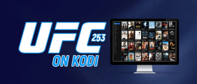 UFC 253 on Kodi