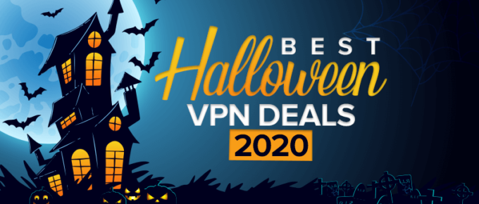 Best Halloween VPN Deals 2020