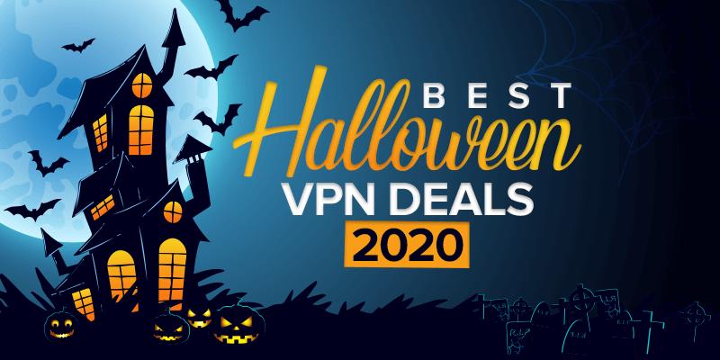 Best Halloween VPN Deals 2020