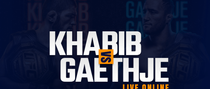 Watch Khabib vs Gaethje Live Online