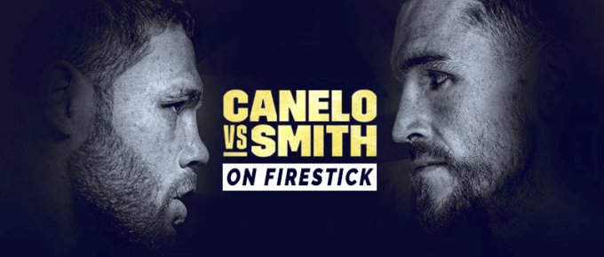 Watch Alvarez vs Smith on Firestick