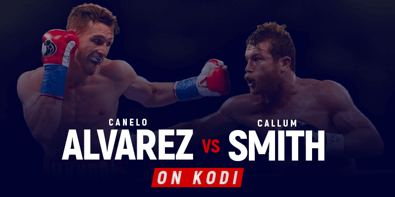 Watch Alvarez vs Smith on Kodi